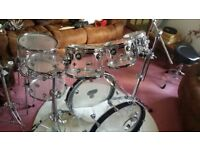 DW Design Series Acrylic 4 Piece Shell Pack Reduced £1200