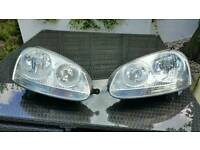 Golf Mk5 headlights