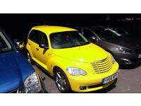 Lovely Limited edition Chrysler PT Cruiser Route 66 Edition For Sale £1250 Ono