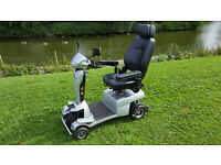 Quingo Vitess 8mph Mobility Scooter 3 Month Guarantee Included