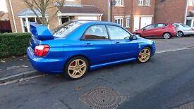 Subaru Impreza WRX 300 - Very Rare - £6995