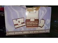 Jewellery Box brand new delivery available