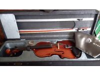 Brand New Stentor Conservatoire Violin, unused and perfect.