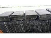 3,900 slates Bangor Blue tiles reclaimed
