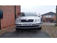 SKODA OCTAVIA AMBIENT FSI 1.6 PETROL 2006 EXCELLENT CONDITION