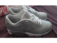 Nike air max 90's Silver worn once