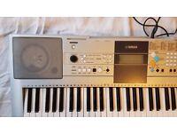 Yamaha PSRE323 61 Key Portable Personal Keyboard