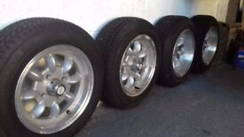 Alloy Wheels (NEW) 185/60/13