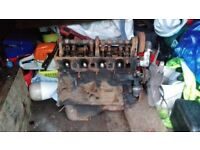Ford Pinto engine+ parts