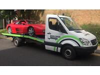 24HR RECOVERY & BREAKDOWN-ALL LONDON,HERTFORDSHIRE,ESSEX. SCRAP CARS, CARS BOUGHT 4 CASH.