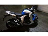 Lexmoto Venom 125cc Motorcycle Cheap, Mot needed (similar to honda cbf/ yamaha ybr)