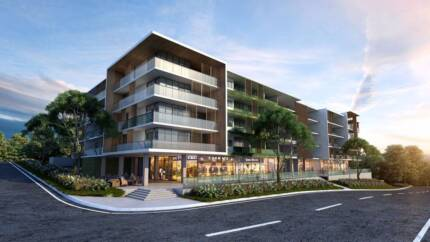Kellyville off the plan 1 2 3beds!!! Huge apartments!!! Chatswood Willoughby Area Preview