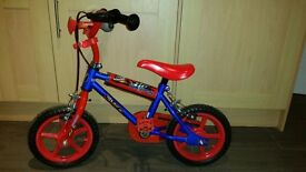 "Boys 12"" Bike in excellent condition"