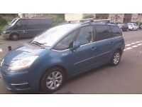 Citroen GRAND C4 PICASSO 2.0 HDi 16v Exclusive EGS 5dr 2010