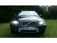 VOLVO XC70 2.4 D5 SE Lux AWD   SAT NAV   FULL LEATHER   CAMBELTED   6M WARRANTY