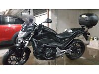 Honda NC750S DCT first one to see will buy £4950