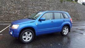 MAY 2007-SUZUKI GRAND VITARA DDIS-1.9 DIESEL-4×4-CHEAP!(not Nissan,Vauxhall,Ford,Volkswagen,Kia)