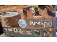 INDEX PURESPA/HOT TUB