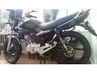 Ybr 125cc ** Low mileage **
