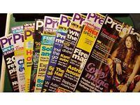 30 Predictions, Spirit & Destiny Magazines - Psychic, Wicca, Fortune Telling, Spiritual, Ghosts