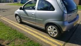Vauxhall corsa c 1.3 cdti fsh 0 owners