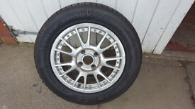 """4 ford mondeo alloy wheels 15"""""""