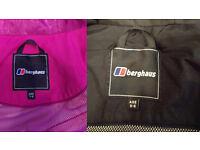 Kids coats, Boys and Girls Berghaus - very good condition.