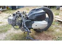 Honda pcx 125cc complete engine