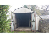 Garage/Storage space available in Abergavenny