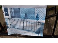 driveway gates 4 x 4ft gates