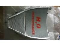 Yamaha R1 2015-2017 full kit racing radiator