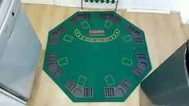 Poker / Blackjack / Card Table (Folds)