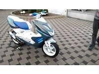WANTED SCOOTER UPTO 125CC