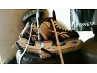Reebok 41 size ice hockey skates