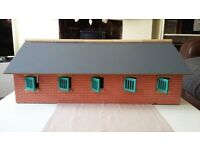 Beautifully made large childrens stable