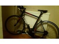 Cube Peloton Claris 2015 model, had for a year,good condition,needs new front innertube
