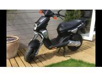 50cc Yamaha slider