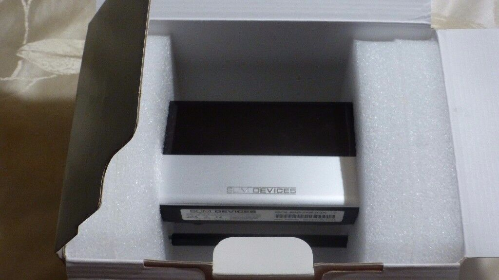 Logitech Squeeze Box