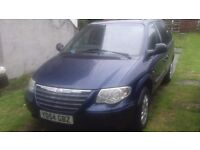 Chrysler voyager crd for sale