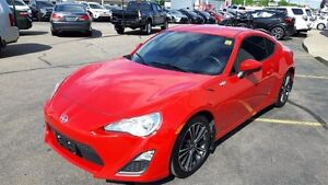 2013 Scion FR-S 6 speed Manual