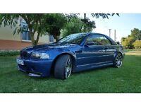 2002 BMW E46 M3 Mint
