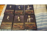 Deadwood - Series 1-3 - Complete