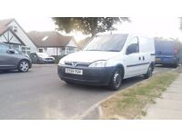 Vauxhall Combo 1.2 2005 Diesel most economical to run