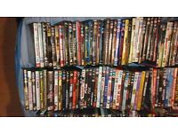 200+ dvds for sale as job lot