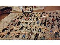 94 wrestling figures