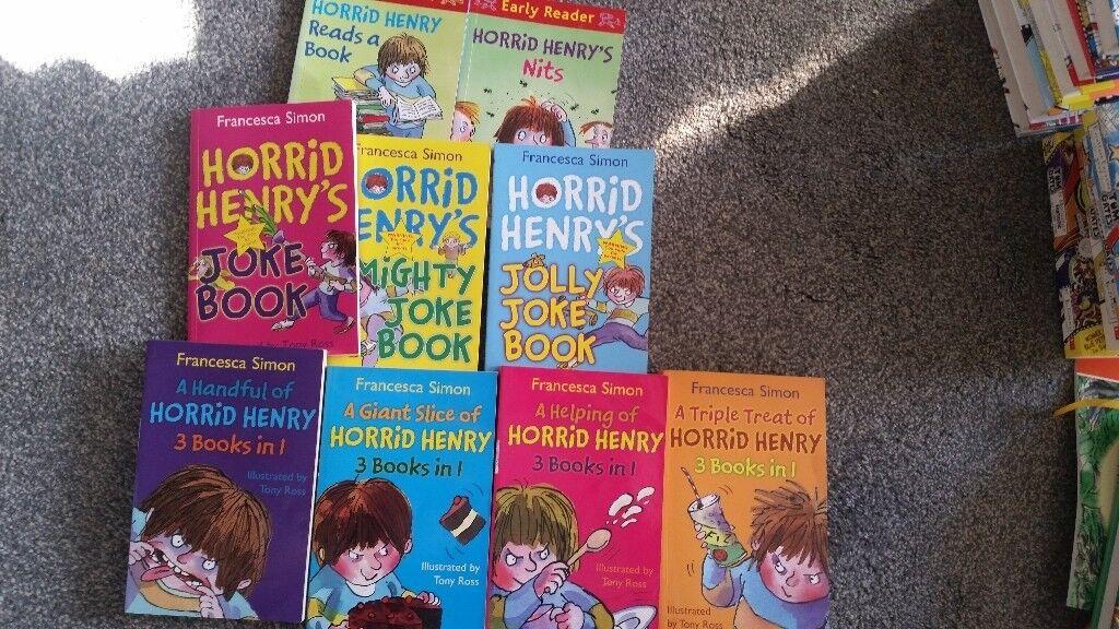 Horrid henry childrens books   in Oldham, Manchester   Gumtree