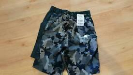 Boy's Next 2 summer shorts (set) size 5