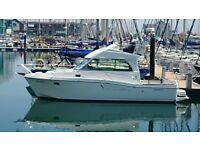 BENETEAU ANTARES SERIES 9, TWIN YANMAR DIESELS, LOVELY CONDITION £49000