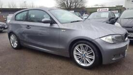 BMW 2.0 120i M SPORT 6 SPEED DOOR 2009 / M SPORT BODYKIT / 2 KEEPERS / SERVICE HISTORY / HPI CLEAR