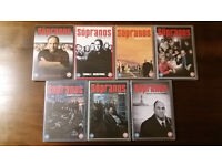 The Sopranos Completed Series DVD